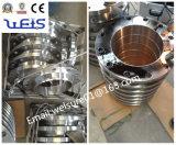Bride modifiée de pipe de l'acier inoxydable F304 de collet de soudure de bride