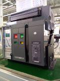 Tipo fijo corta-circuito de Askw1-1000A 3p Type&Drawer para el conjunto y la cabina de generador