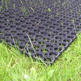 Schwarzes poröses Gummiblatt, ermüdungsfreie Gummifußboden-Matte