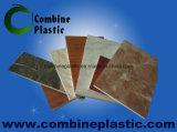 Pellicola UV della laminazione di stampa UV sullo strato della gomma piuma del PVC