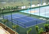 UV perfetto di collegamento esterno e lunga vita del pavimento di sport di Nicecourt anti