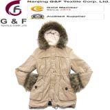 Revestimento confortável do inverno do aquecedor das senhoras da segurança