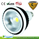 Luz da sala de estar B22 E26 E27 12W LED PAR30 Light