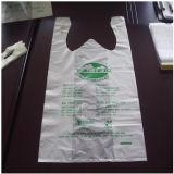 TシャツBag/HDPEのBag/Tワイシャツのポリ袋