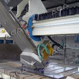自動橋は45の刃の傾くことを用いる石造りカッターについては見た