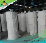 Manta de la fibra de cerámica del aislante termal del HS para los hornos de gas