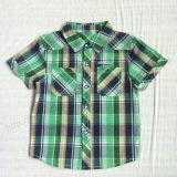 스퀘어 6240 아이들의 옷에 있는 아이 소년 셔츠