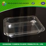 Bandeja do plástico do bolinho do animal de estimação do produto da promoção