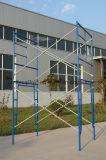 Andamio del marco, caminata a través del andamio del marco (FF-663B)