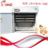 Volles Automatic mit CER Approved Chicken Egg Incubator Auf Lager