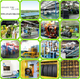 Industriële Band van de Vorkheftruck van China de Nieuwe Goedkope Stevige (6.50-10, 8.25-12)