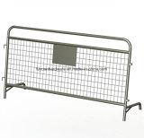 Europenの警察によって使用される頑丈な鋼鉄トラフィックの障壁