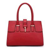 Bolsa clássica da compra da venda por atacado do saco da forma do Litchi (XZ1035)