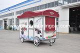 Mode mobile électrique de camion de restauration de configuration neuve