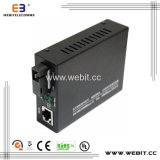 Ethernet Bidi Media Converters con Indicators