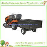 Стальной трактор Tralier тележки сброса для сада (TC3080)