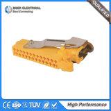Автомобильный ECU затыкает разъем 185167-1 агрегата проводки провода, 185167-4