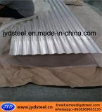波形のGalvalumeの鋼鉄屋根ふきシート
