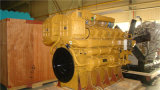 générateur diesel mobile de la remorque 300kw