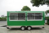 Chiosco mobile, negozio mobile, carrelli Vending, carrelli turistici