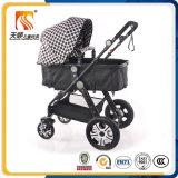 Fabrik Direclty Großhandelsqualitäts-Baby-Multifunktionsregenschirm-Spaziergänger mit grossen Rädern