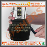24 SMD LED Solar Camping Light com Dynamo, USB (SH-1990S)