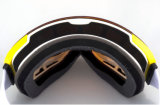 De aangepaste Bril van de Veiligheid Frameless voor het Skien met Verwisselbare Lens