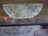 Bacia de vidro com Kitchenware bonito Kb-Hn0486 do projeto