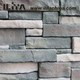 建築材料の人工的な石塀のクラッディングスタック石