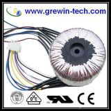 Transformateur toroïdal d'alimentation électrique avec ISO9001