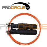 Cordes de saut de vitesse de gymnastique de conception de Crossfit de quantité élevée nouvelles (PC-JR1052)