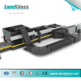 Glace de dépliement de chauffage électrique de Landglass gâchant la ligne
