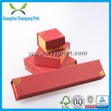 Constructeurs faits sur commande Chine de cadre de papier de bijou en métal avec la qualité