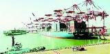 Logistische Vracht vooruit van China aan het Aziatische Verschepen van Steden