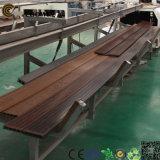 Protuberancia del perfil de la tarjeta del PVC WPC/Wood/cadena de producción compuestas plásticas
