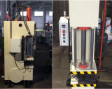 Elektrische hydraulische Presse mit Einspalten