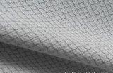 ESD 의복 부속 ESD 다이아몬드 격자 직물, 정전기 방지 뜨개질을 하는 직물