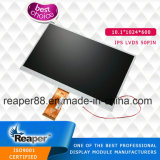Lvds 50pin 10.1 pouces 1024x600 écran LCD TFT pour interphone