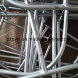 Алюминиевое изготовление металла петли антенны VHF