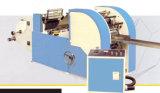 Máquina de dobramento de papel de gravação do guardanapo
