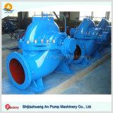 Pompe à eau fendue de double aspiration d'enveloppe de centrifugeur de grande capacité grande