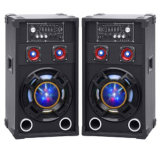 """Doble 6 """"Torre de altavoces Activa Diseñado profesionalmente con Bluetooth"""