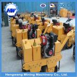 Compacteur à rouleaux mini-rouleau à deux cylindres à deux cylindres (HW650)