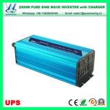 高品質2000W UPSの充電器(PSW-2000UPS)が付いている純粋な正弦波の太陽エネルギーインバーター