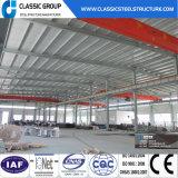 Almacén de acero prefabricado del acero del edificio de la certificación del Ce