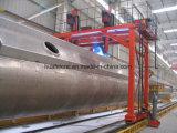 세륨을%s 가진 불규칙한 실린더 탱크를 위한 용접 기계