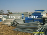 Vertiente del almacén de la estructura de acero prefabricada barata de Mozambique/de la estructura de acero
