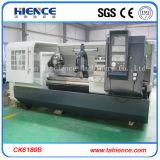 Ck6180 수평한 CNC 선반 큰 기계 금속 절단 돌기