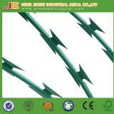 高い安全性の倍のループアコーディオン式かみそりの有刺鉄線