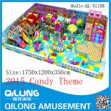 2015 heiße Verkaufs- Süßigkeit Serie Naughty Castle Spielplatz ( QL - 5118B )